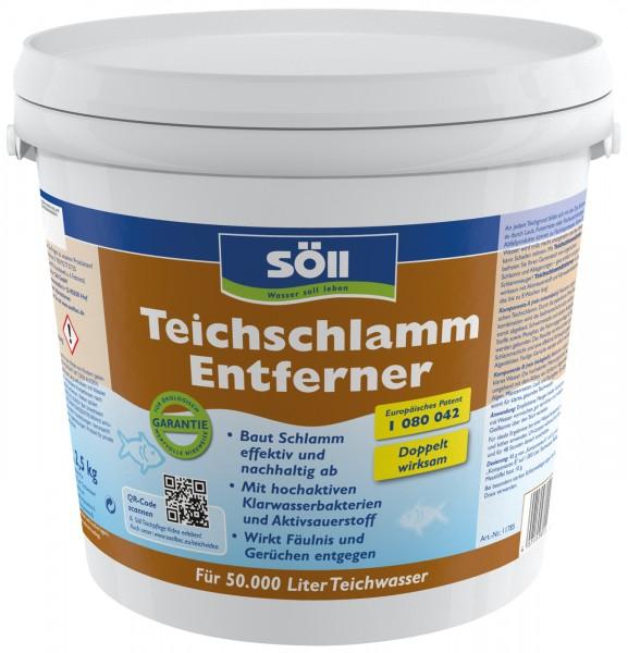 Söll TeichSchlammEntferner 2,5 Kg