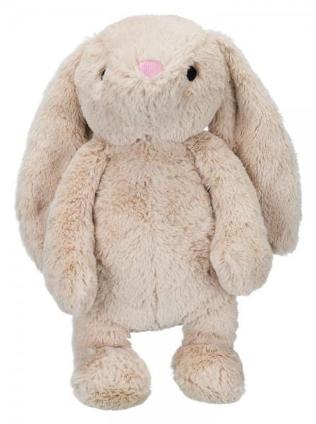 Trixie Plüsch Hase mit Stimme 38 cm