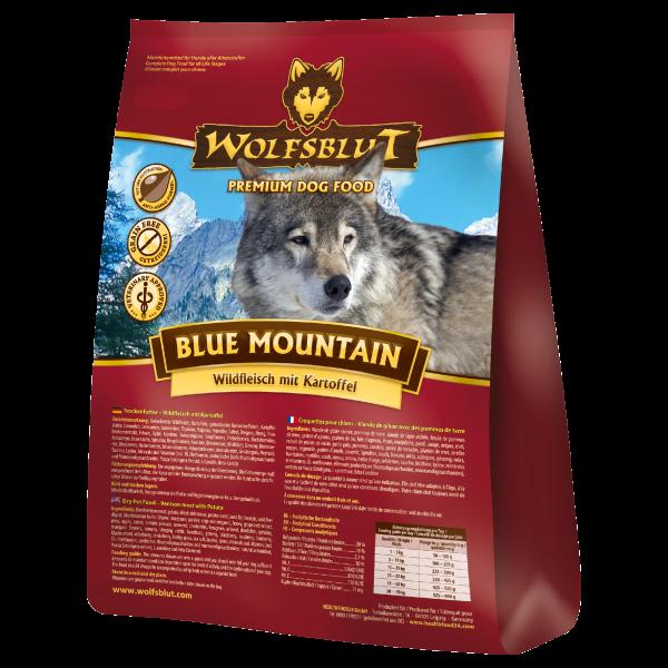 Wolfsblut Blue Mountain Wild & Waldfrüchte