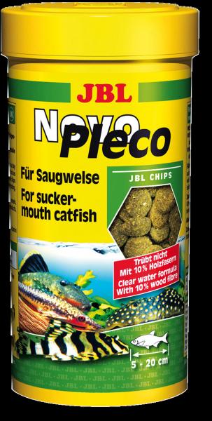 JBL NovoPleco Wels Tabs