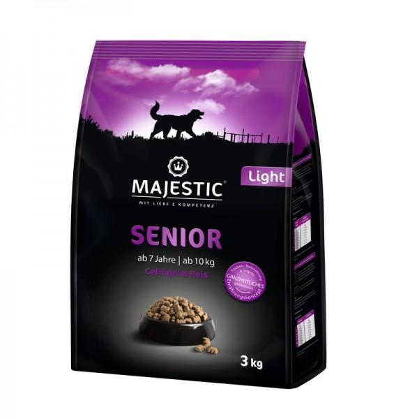 Majestic Senior Geflügel & Reis 3 Kg