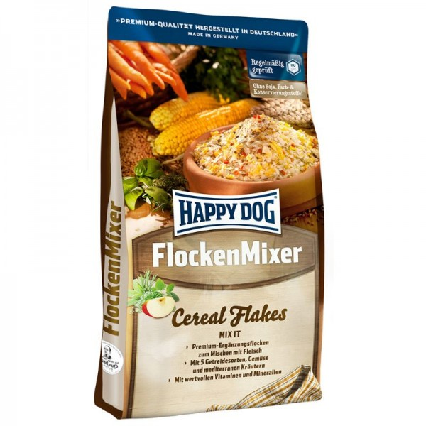 Happy Dog Flocken Mixer