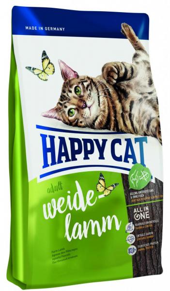 Happy Cat Supreme Adult Weide Lamm