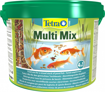 Tetra Pond Multi Mix 10 Liter Eimer