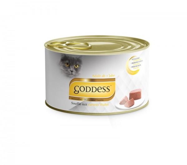 Goddess Soufflé mit edlem Huhn 85 g