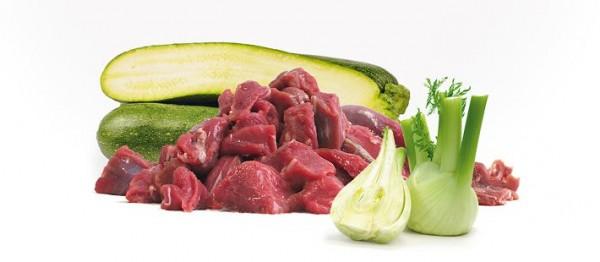 Tackenberg Menü vom Lamm mit Fenchel & Zucchini 500 g