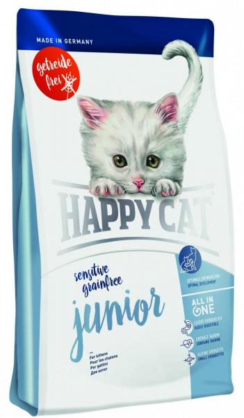 Happy Cat Sensitive Grainfree Junior