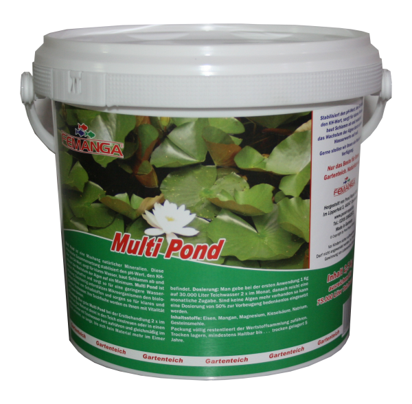Femanga Multi Pond 1 kg