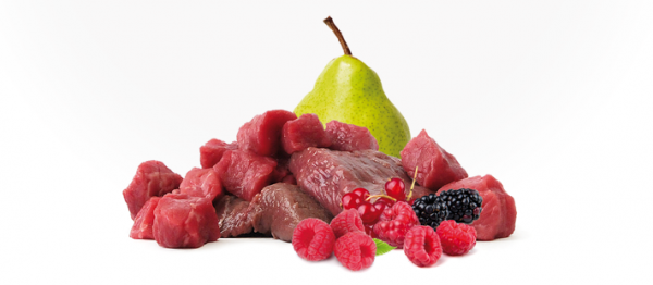 Tackenberg Menü Wild mit Birne & Waldfrüchten 500 g