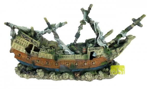 Aqua Della Galleon XXXL ca. 83x28x43 cm