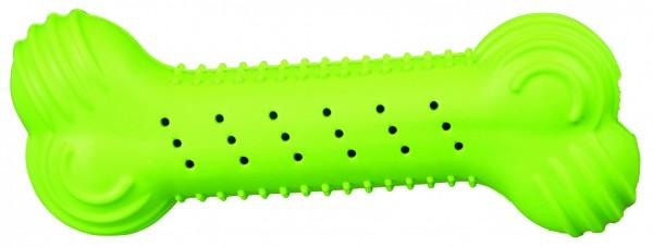 Trixie Knister Knochen Naturgummi 11 cm